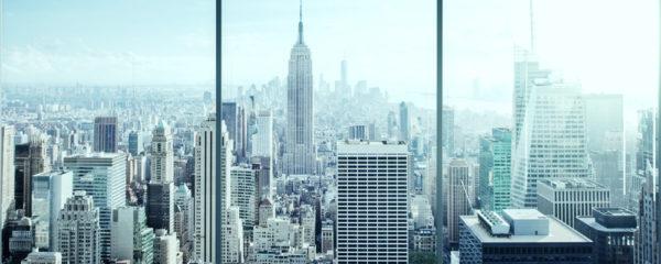 Murs façon New York City